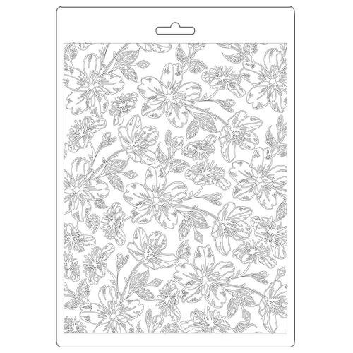 Molde de Plástico - Van Gogh Blossoms - Atelier