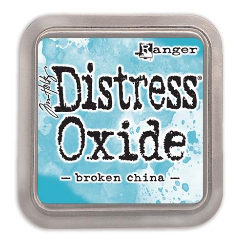 Carimbeira Distress Oxide - Broken China