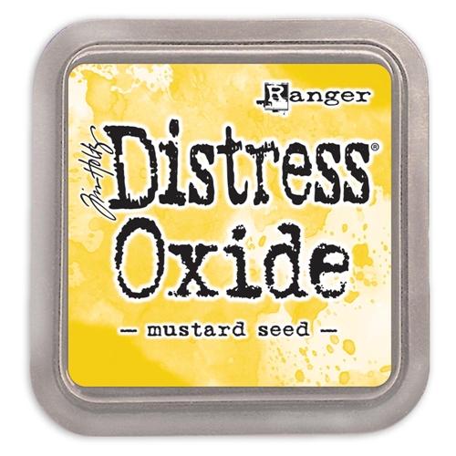 Carimbeira Distress Oxide - Mustard Seed