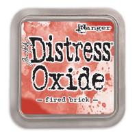 Carimbeira Distress Oxide - Fired Brick..