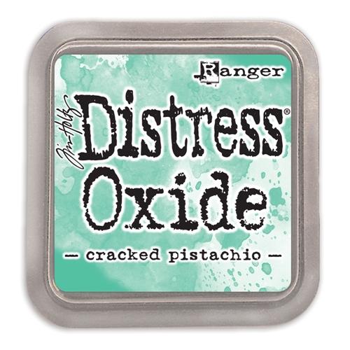 Carimbeira Distress Oxide - Cracked Pistachio