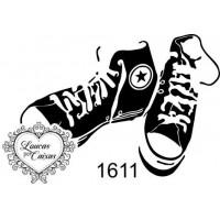 Carimbo  All Star Ref 1611 - Tam 5.5 X 3..