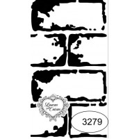 Carimbo Tijolinhos Ref 3279 - Tam 4.2 X ..