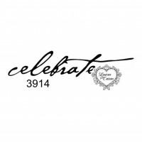 Carimbo Celebrate Ref 3914 - Tamanho 6 X..