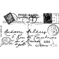 Carimbo  Envelope Post Card Ref 4264 - T..