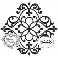Carimbo Mandala 5448 5X5,5Cm..