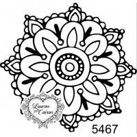 Carimbo Mandala M - 5,5 X 5,5 Ref. 5467..