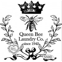 Carimbo Queen Bee Laundry Co. Ref. 5599 ..