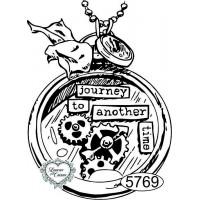 Relógio Journey to Another Time - 6x4,5c..