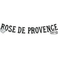 Carimbo Rose de Provence - 9x1,5cm - Ref..