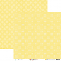 Papel Scrap Coleção Happy Yellow 37 - Du..