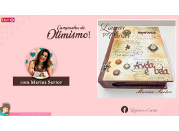 CAMPANHA DE OTIMISMO C/ MARINA SARTOR