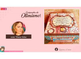 CAMPANHA DE OTIMISMO C/ TANIA ISLAS