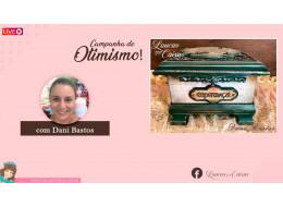 CAMPANHA DE OTIMISMO C/ DANI BASTOS