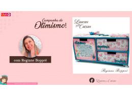 CAMPANHA DE OTIMISMO C/ REGIANE BOPPRÉ
