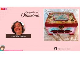 CAMPANHA DE OTIMISMO C/ ALE PRATES