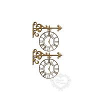 Relógio Antigo P - 2 Unid..