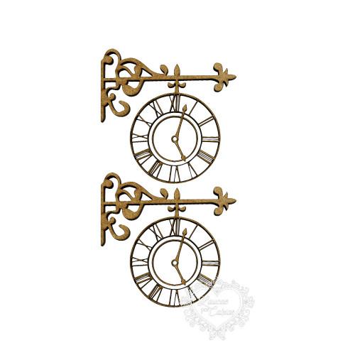 Relógio Antigo M - 2 Unid