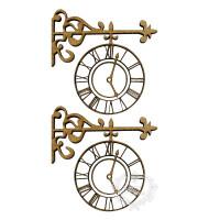 Relógio Antigo G - 2 Unid..