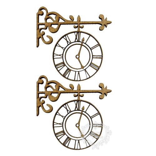 Relógio Antigo G - 2 Unid