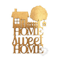 Home Sweet Home Com Casinha - M..