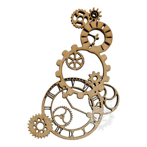 Relógios E Engrenagens - G