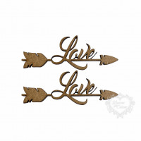 Flecha Love - M - 2 un..