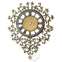Relógio De Parede Rendado - XG..