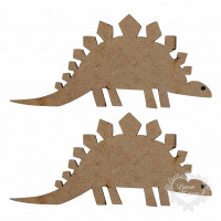 Dinossauro II - 2 unidades - 9x4cm..
