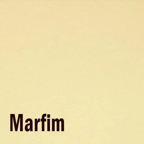 Papel Color Plus Marfim 180g - tam. 30,5 X 30,5 cm