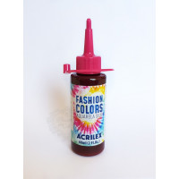 Aquarela Silk Acrilex 60ml - Vinho..