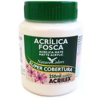 Tinta acrílica fosca 250ml Nature Colors..