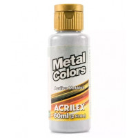 Tinta Metal Colors - Prata..