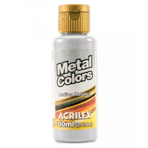 Tinta Metal Colors - Prata