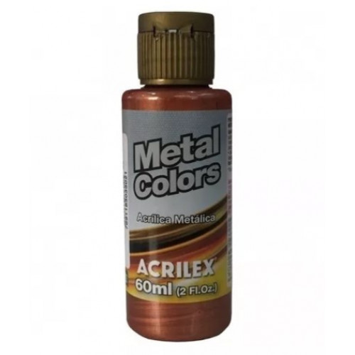 Tinta Metal Colors - Cobre