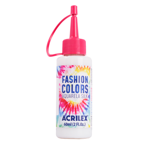 Aquarela Silk Acrilex 60ml - Incolor/ Clareador