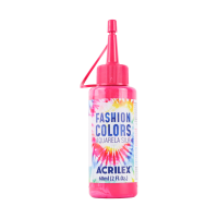 Aquarela Silk Acrilex 60ml - Rosa Chá..