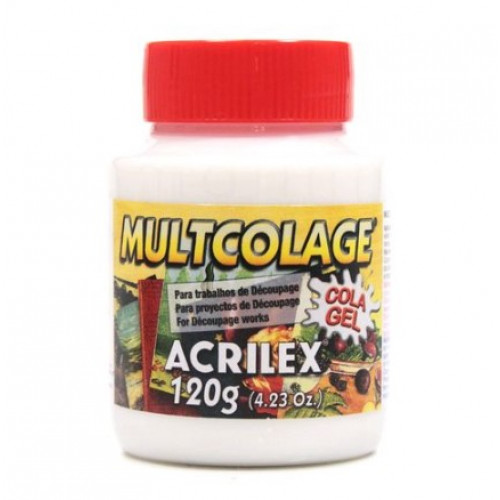 MULTCOLAGE - Cola gel - 120G