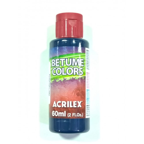 BETUME COLOURS 60ML - Azul Petróleo