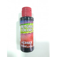 BETUME COLOURS 60ML - Black Green..
