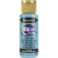 Tinta Decoart Americana Salem Blue..