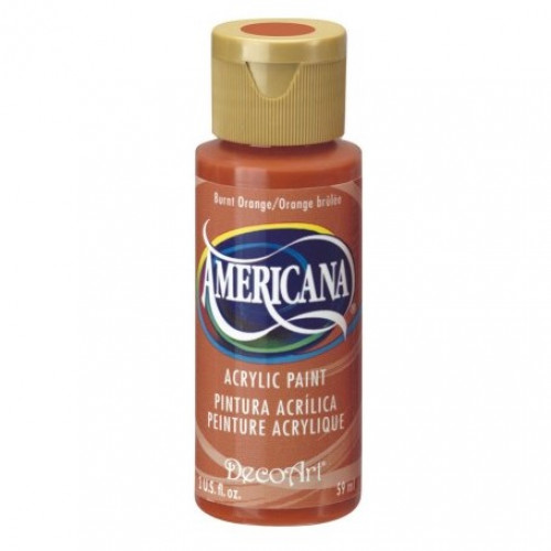 Tinta Decoart Americana Burnt Orange