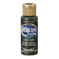 Tinta Decoart Americana Evergreen..