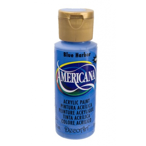 Tinta Decoart Americana Blue Harbor