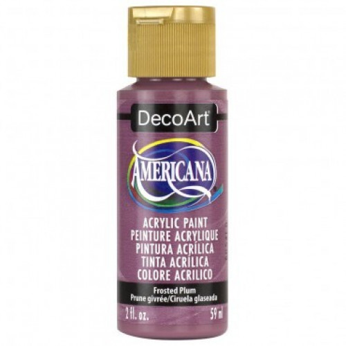 Tinta Decoart Americana Frosted Plum