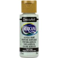 Tinta Decoart Americana 59ml - Light Sag..