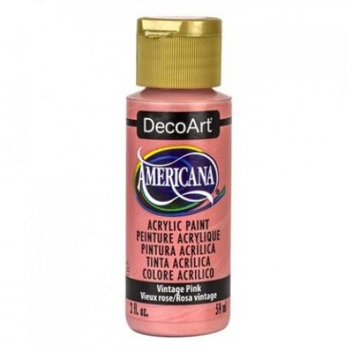 Tinta Decoart Americana Vintage Pink