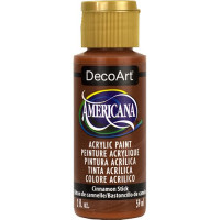 Tinta Decoart Americana 59ml - Cinnamon ..