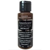 Tinta Multi-Surface Americana Chocolate..
