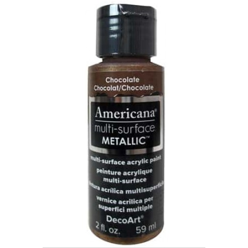 Tinta Multi-Surface Americana Chocolate
